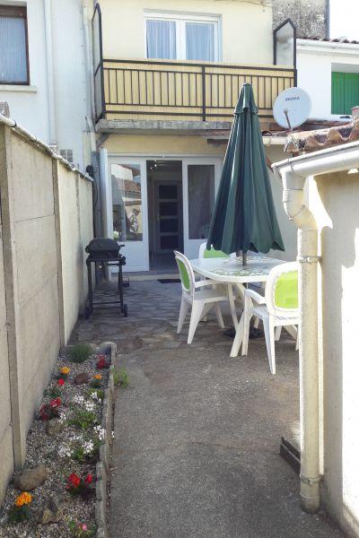 Vue extérieure de la location Location Maison 113672 Meschers