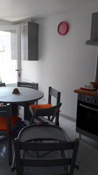Salle à manger Location Maison 113672 Meschers