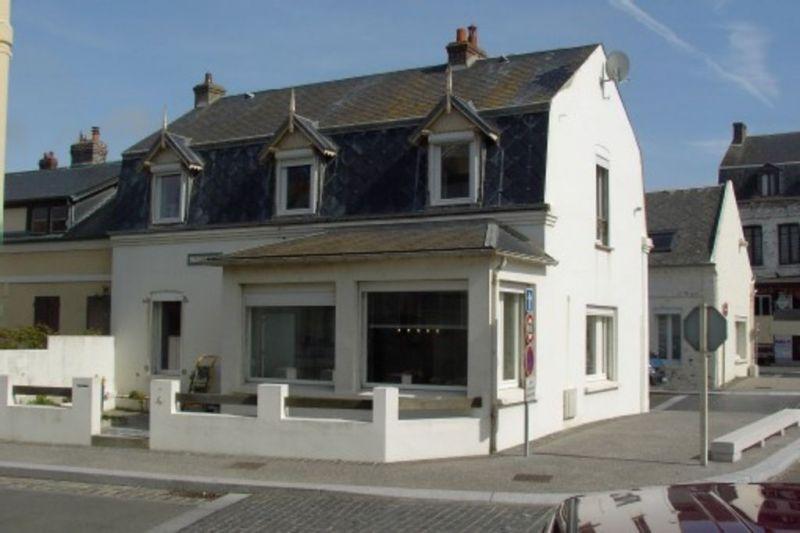 Vue extérieure de la location Location Maison 113753 Cayeux-sur-Mer