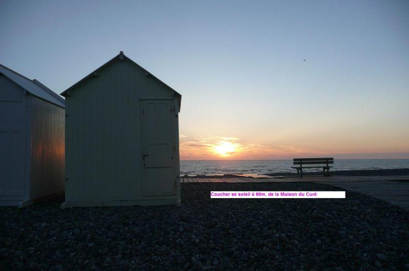 Vue de la terrasse Location Maison 113753 Cayeux-sur-Mer