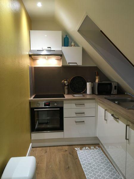 Cuisine indépendante Location Appartement 113891 Wimereux