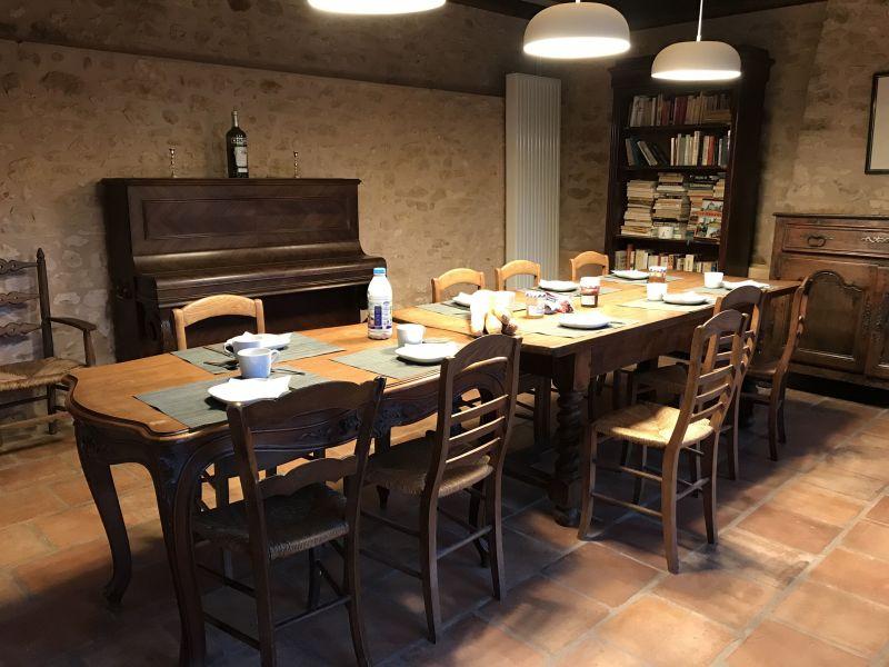 Salle à manger Location Maison 114581 Sarlat
