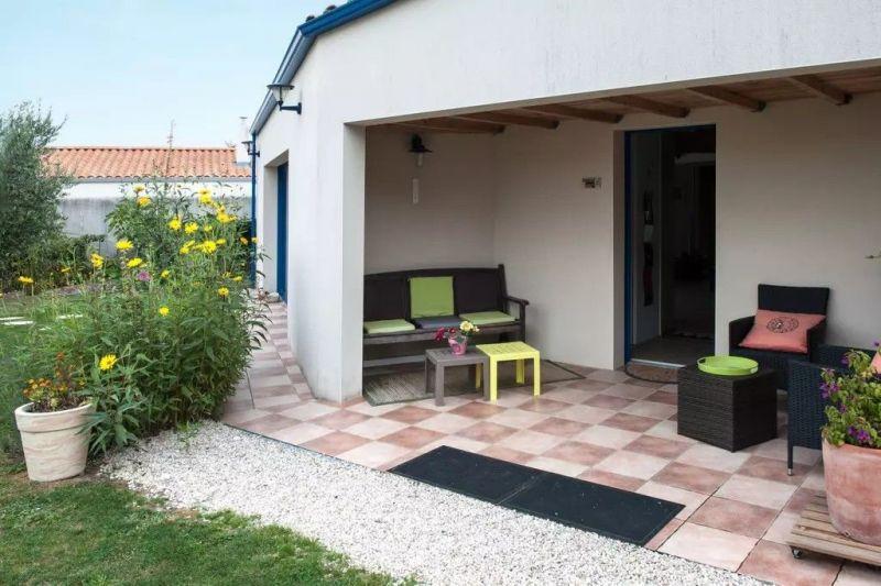 Entrée Location Maison 114607 La Rochelle