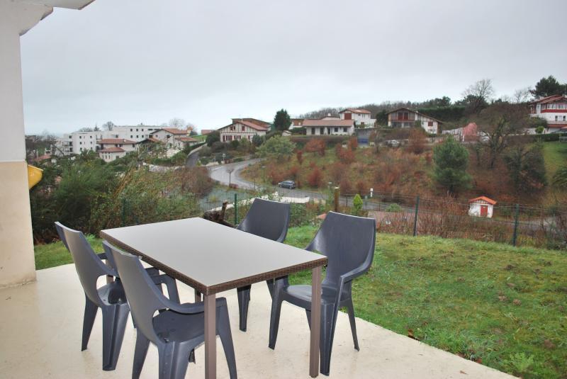 Vue de la terrasse Location Appartement 114633 Saint Jean de Luz