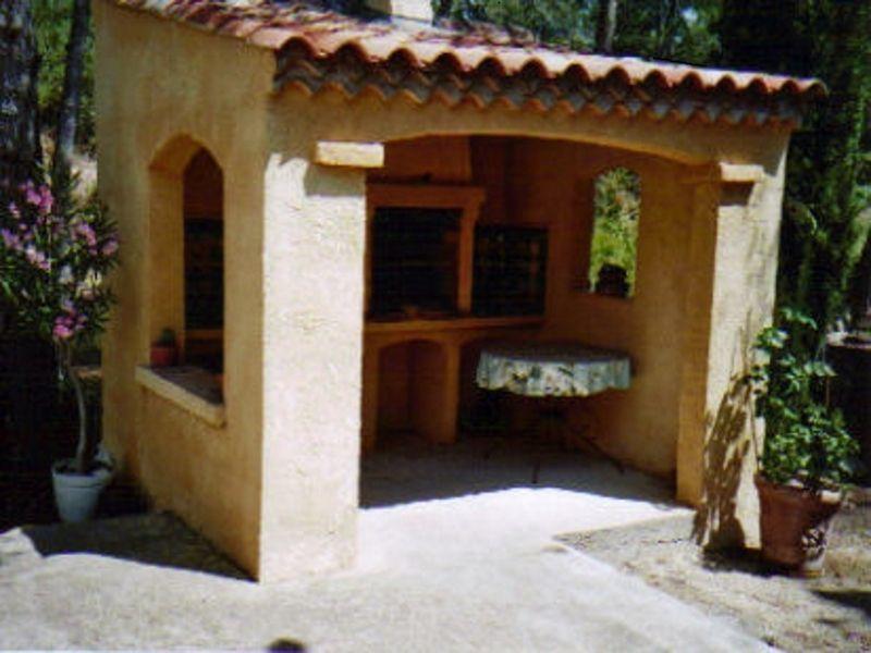 Cuisine d'été Location Villa 115280 Aniane