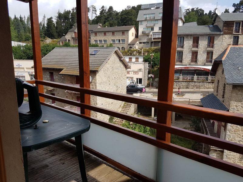 Vue du balcon Location Appartement 117227 Font Romeu
