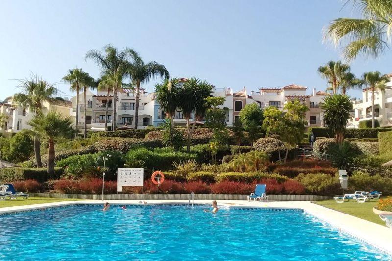 Piscine Location Appartement 117350 Marbella