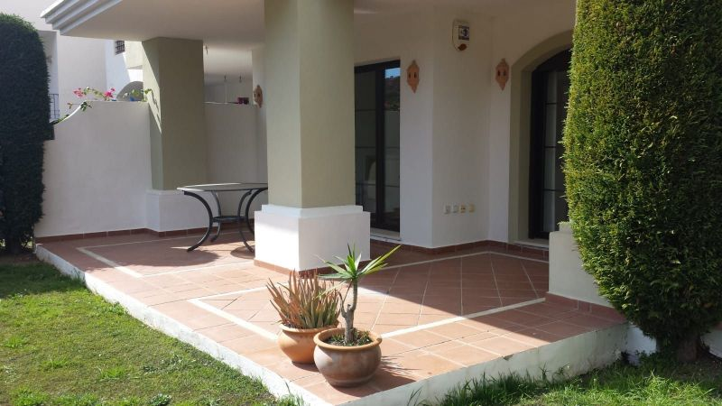 Terrasse Location Appartement 117350 Marbella