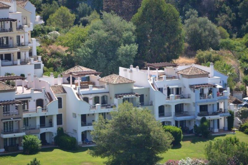 Vue extérieure de la location Location Appartement 117350 Marbella