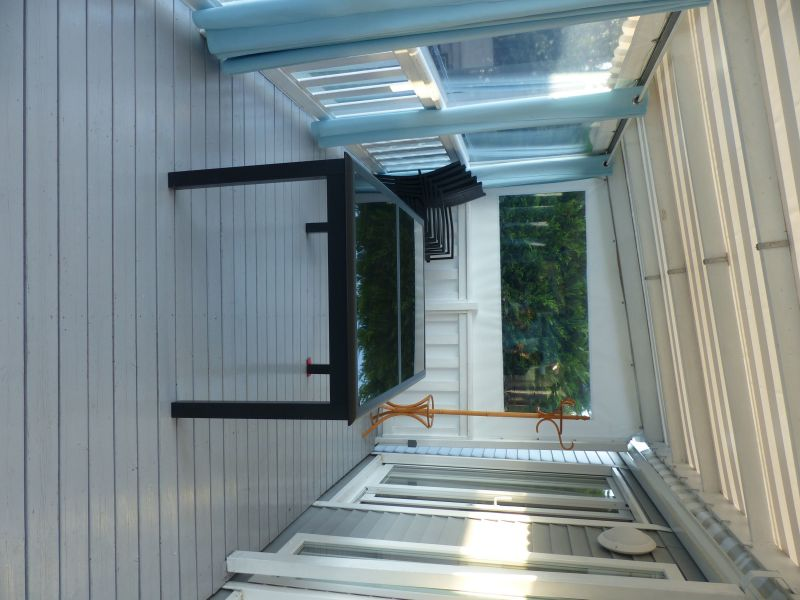 Terrasse Location Mobil-home 117426 Deauville