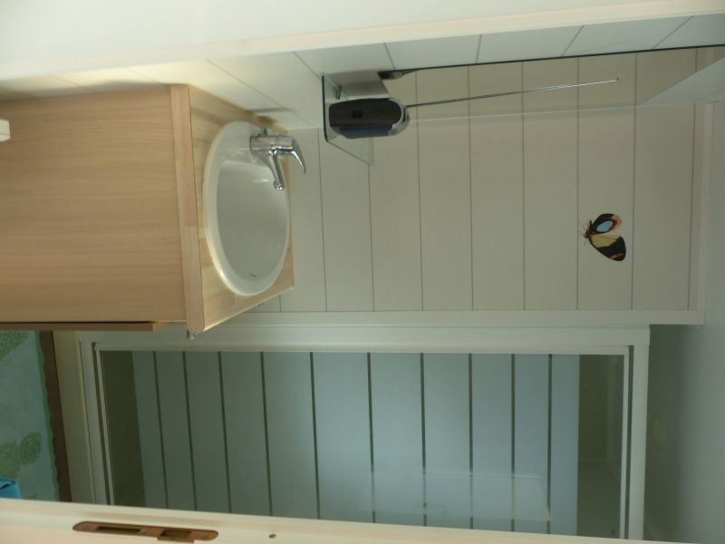 salle de bain Location Mobil-home 117426 Deauville