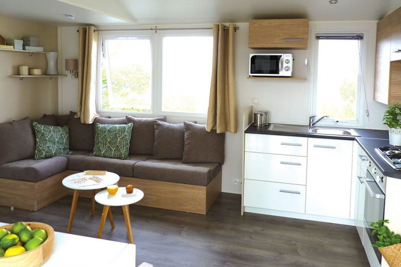 Location Mobil-home 117587 Quiberon