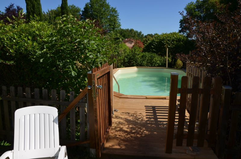Piscine Location Gite 118030 Bergerac