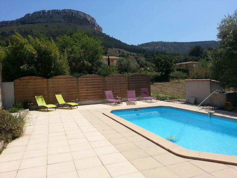 Piscine Location Villa 118908 Cassis