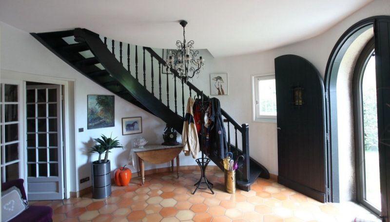 Entrée Location Villa 118912 Bordeaux