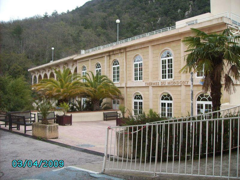 Vue autre Location Studio 119103 Amélie-Les-Bains
