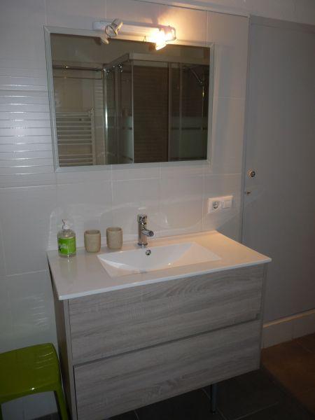 Salle d'eau Location Appartement 63973 Rosas