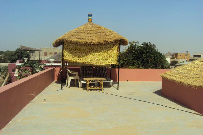 Vue de la terrasse Location Villa 67618 La Somone