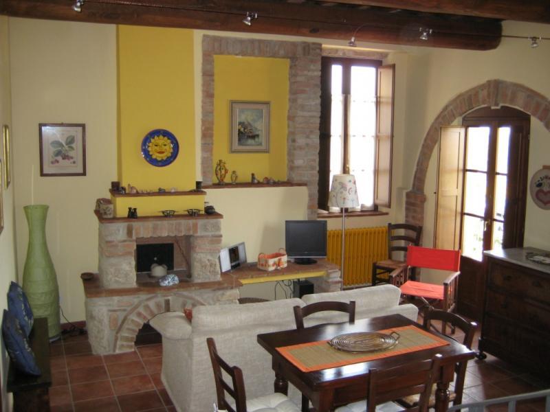Séjour Location Appartement 71873 Sienne