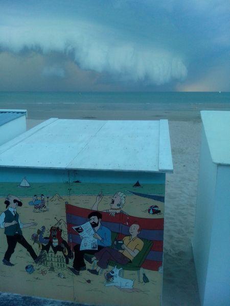 Plage Location Chambre d'hôte 72510 Ostende