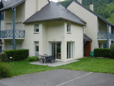 Vue ext�rieure de la location Location Maison 73810 Peyragudes