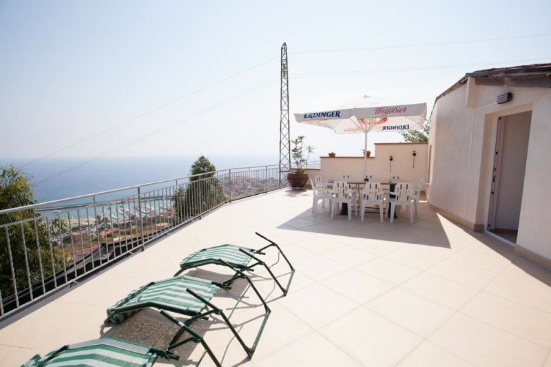 Vue du balcon Location Appartement 77794 Marina di Camerota