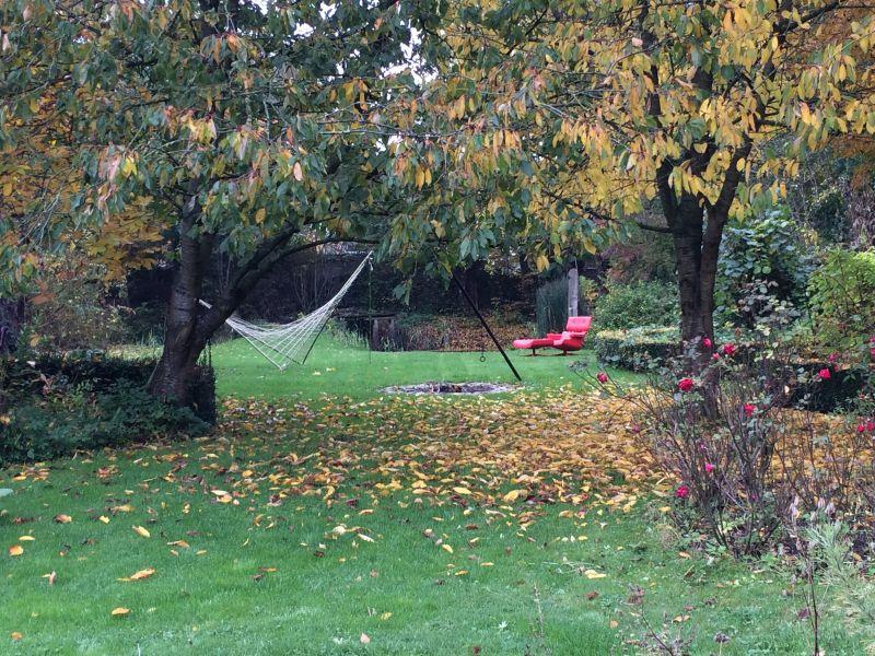 Jardin Location Gite 80282 Courtrai