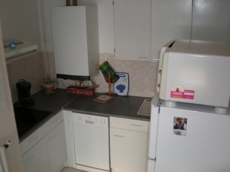 Cuisine d'été Location Appartement 82263 Quiberon