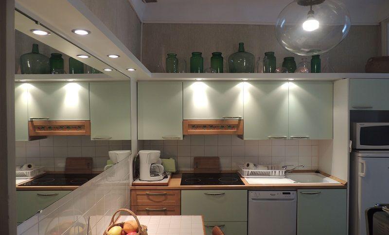 Cuisine indépendante Location Appartement 82386 Hendaye