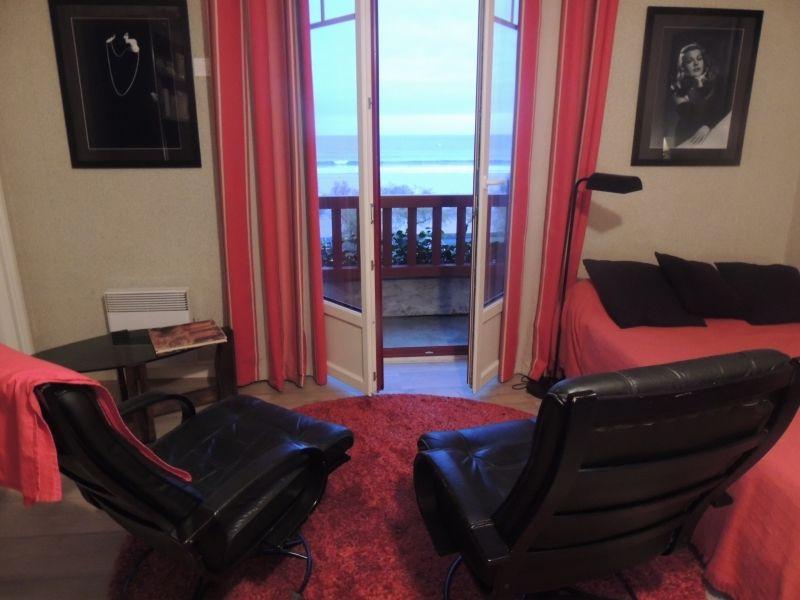 Vue du balcon Location Appartement 82386 Hendaye
