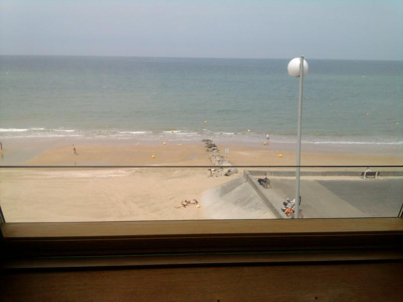 Vue de la terrasse Location Appartement 83196 Cabourg