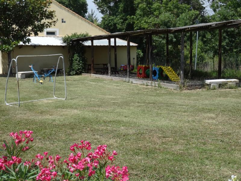 Jardin Location Maison 83583 Mauguio
