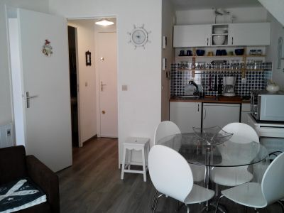 Coin cuisine Location Appartement 84925 Cabourg
