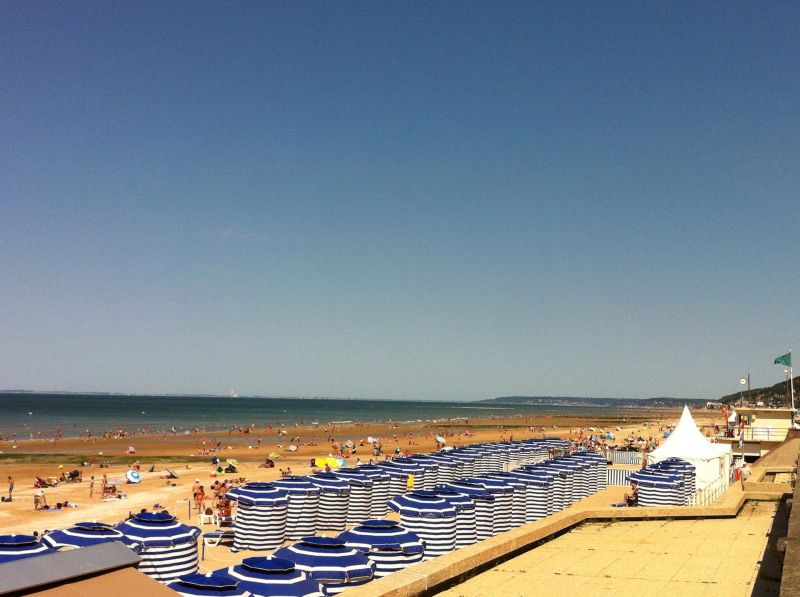 Plage Location Appartement 88477 Cabourg