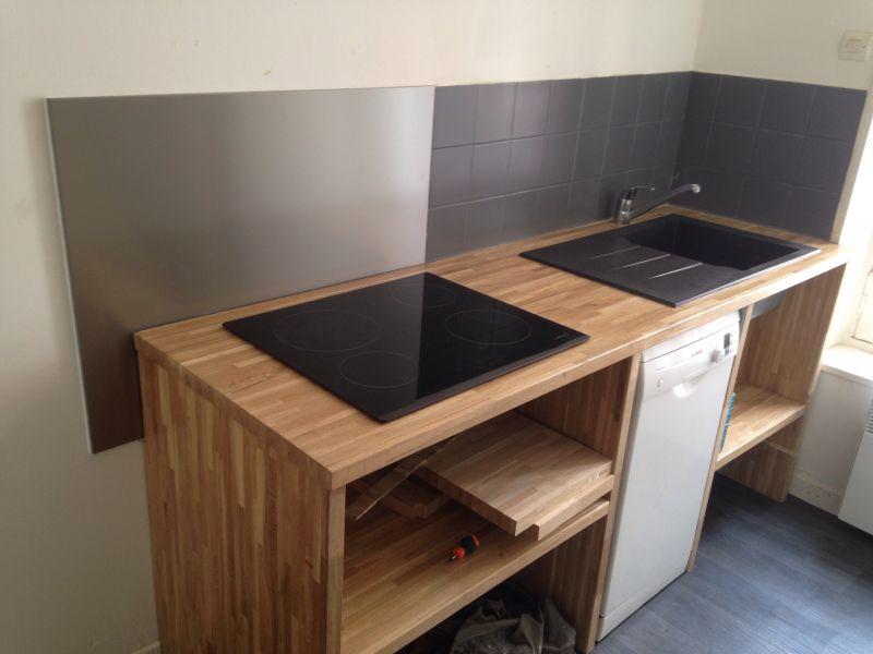 Cuisine indépendante Location Appartement 88477 Cabourg