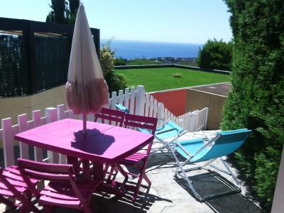 location appart Cassis Villa de