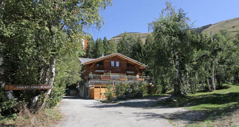 Vue extérieure de la location Location Chalet 91812 Les 2 Alpes