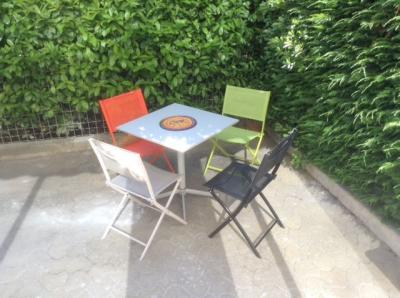 Cour Location Appartement 93899 Sanary