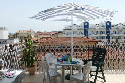 Terrasse Location Appartement 96795 Tortoreto