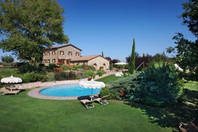 Vue ext�rieure de la location Location Appartement 96968 Gambassi Terme