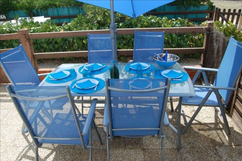 Terrasse Location Appartement 97752 Narbonne plage