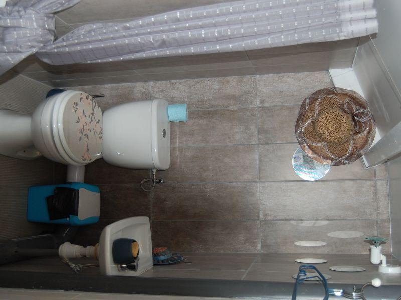 WC séparé Location Appartement 97752 Narbonne plage