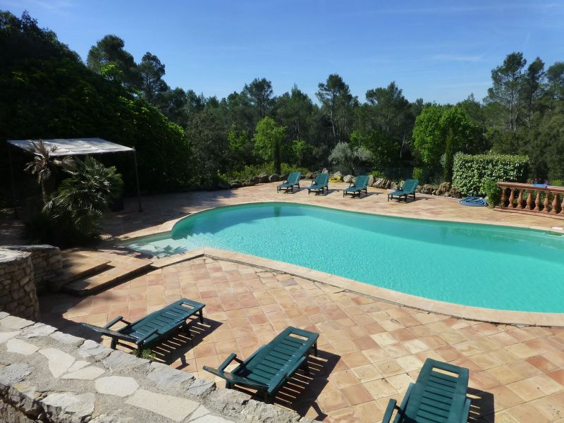 Piscine Location Villa 98166 Cotignac