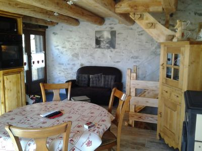 location appartement Bonneval Sur Arc Chalet de
