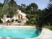 Villa Roquefort-les-Pins 2 � 8 personnes