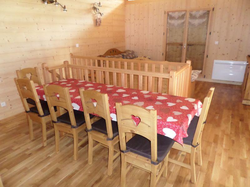 Coin cuisine Location Chalet 100256 Samoëns