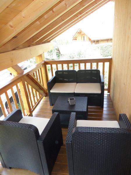 Balcon Location Chalet 100256 Samoëns