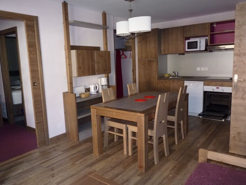 Coin cuisine Location Appartement 101861 Risoul 1850