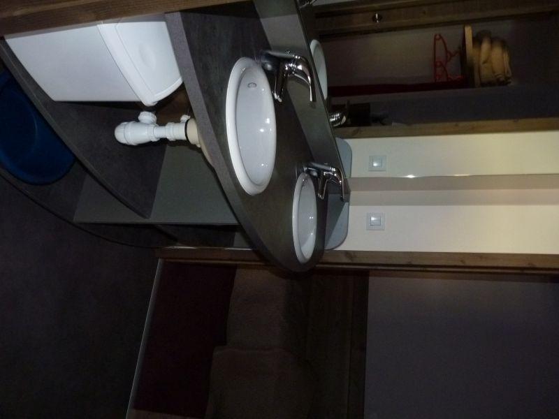 Salle d'eau Location Appartement 101861 Risoul 1850