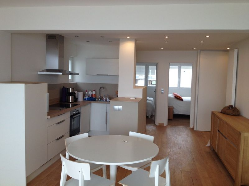 Cuisine américaine Location Appartement 101892 Le Touquet
